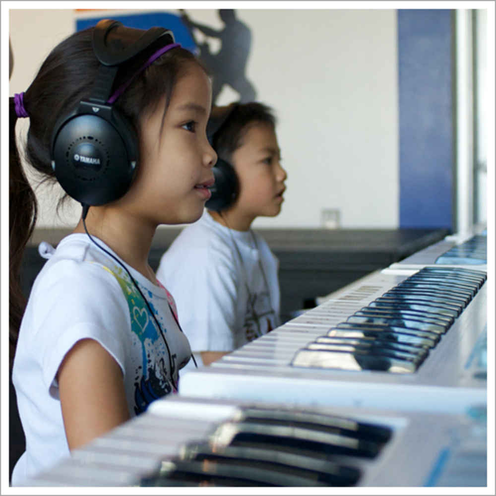 Early Childhood Music Class Kids n Keys